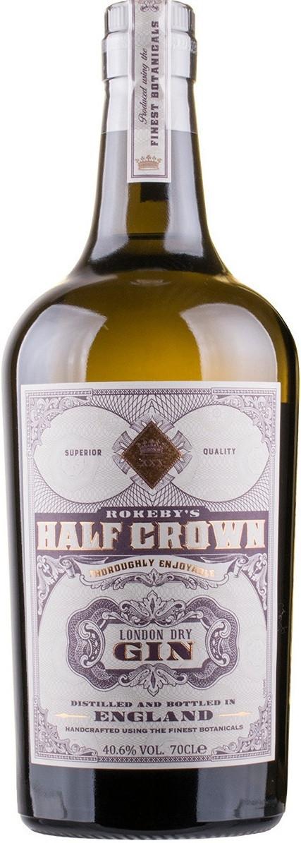 Half Crown Gin 40,6% - 70 cl.