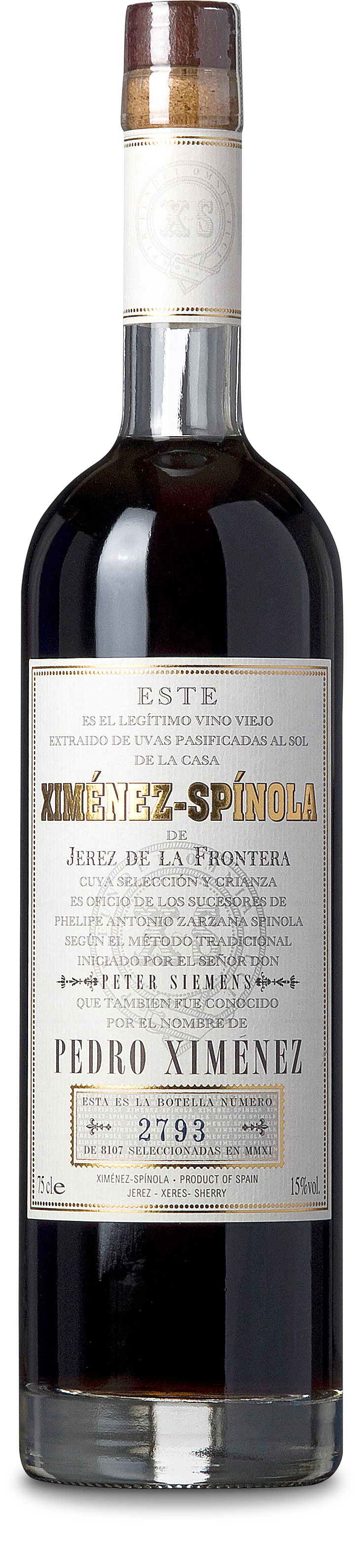 1918 Ximenez-Spinola, Pedro Ximénez