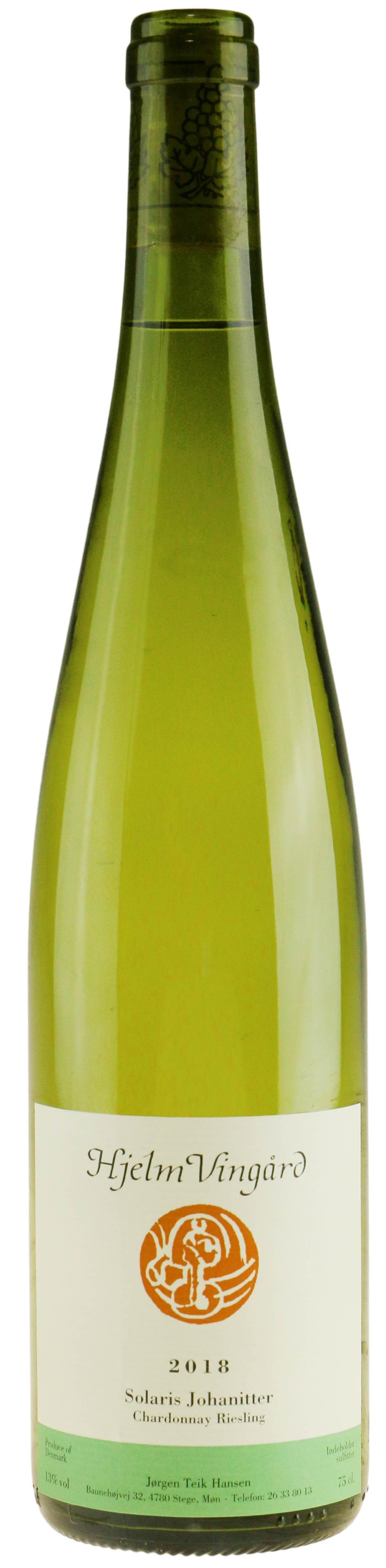 Hjelm Solaris (Johanitter, Riesling, Chardonnay)