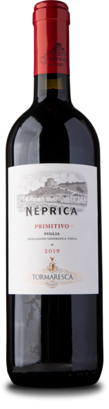 Antinori - Neprica Primitivo Classic 2019 , IGT, Tormaresca