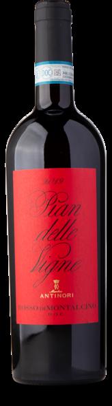 Antinori - Rosso di Montalcino, D.O.C 2019., Tenuta Pian delle Vigne