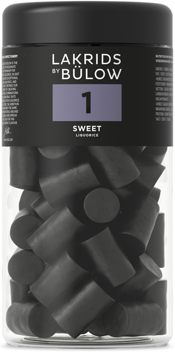 Bülow 1 Sweet Liquorice 360 g