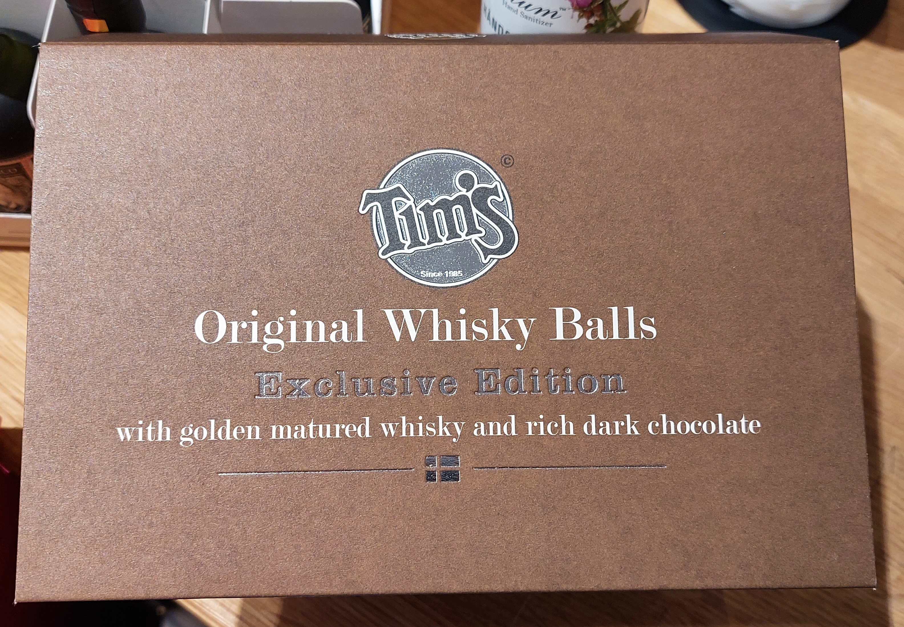 Tim's Romkugler Original Whisky Balls 240 g