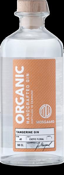 Mosgaard Tangerine Gin 40%, 50 cl
