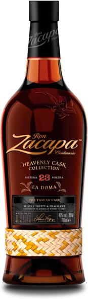 Ron Zacapa La Doma 40%, 70 cl