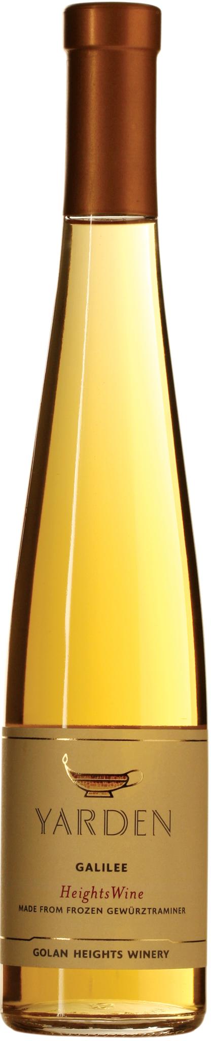 Yarden Heights Wine 2017 1/2 fl