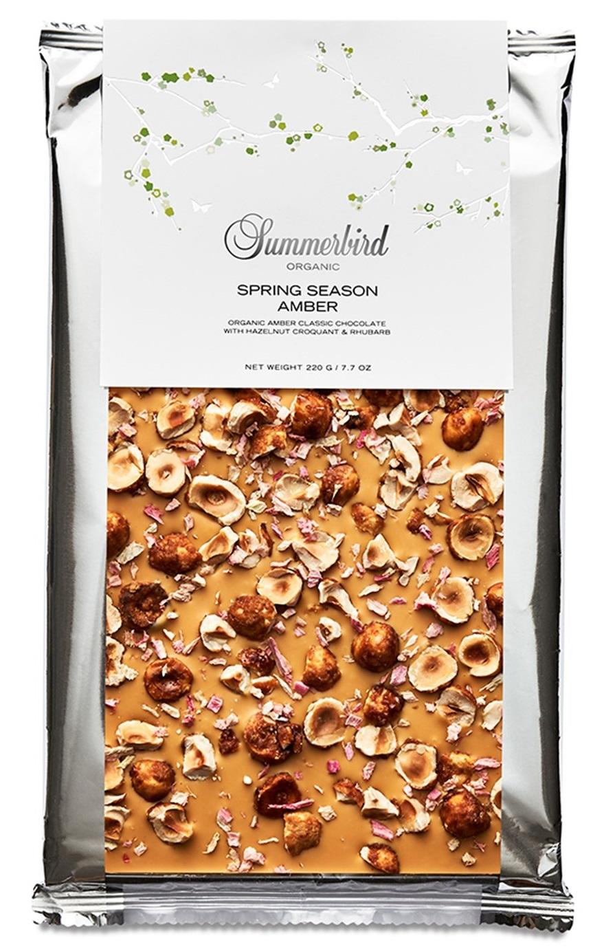 Summerbird - Amber Edition 220 g