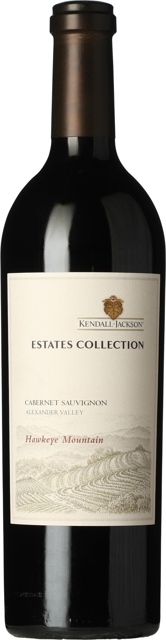 Kendall-Jackson Estates - Estates Collection Hawkeye Mountain 2016