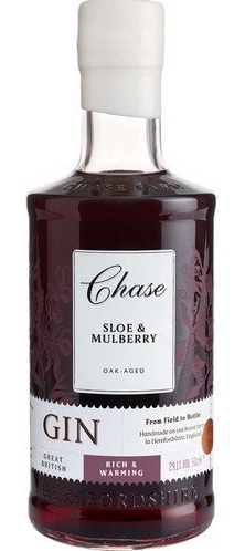Chase Sloe Gin 29,1%, 50 cl.