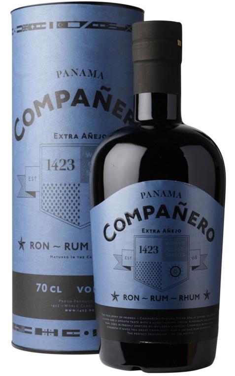 Compañero Ron Panama Extra Añejo 70.cl 54 %