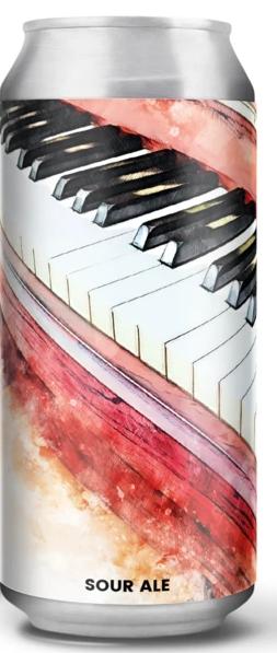 Da Capo (Sour Ale) - Alefarm 440,cl 5,8 %