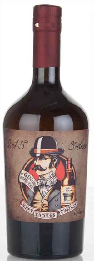 Il Gin del Professore Monsieur 70 cl, 43,7 %