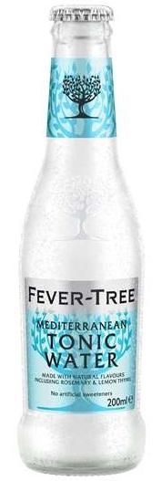 Fever-Tree Mediterranean Tonic Water 200 ml.