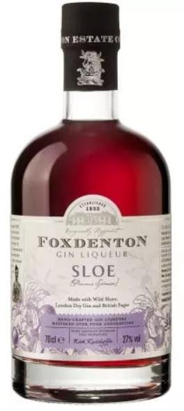 Foxdenton Sloe Gin England 70 cl 27%