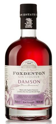 Foxdenton Damson Ginlikør 70.cl 21,5%