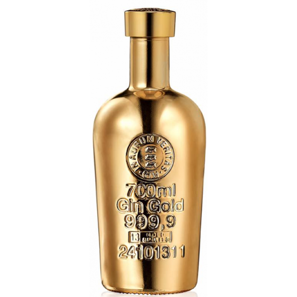 Gold 999.9 Gin - 40% 70.cl