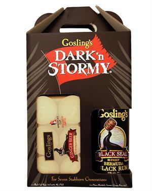 Goslings Dark & Stormy Sæt