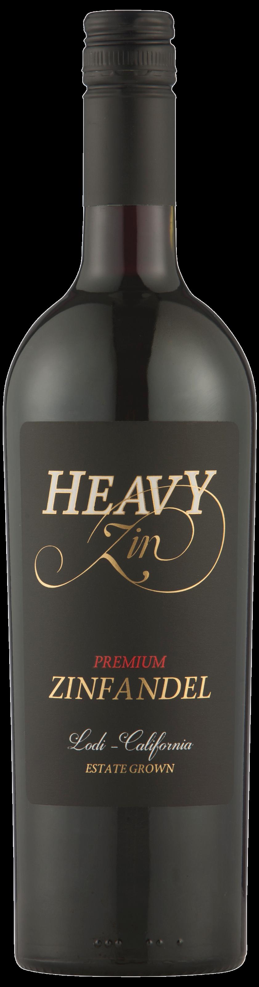 Heavy Zin Premium Zinfandel, Lodi, Californien