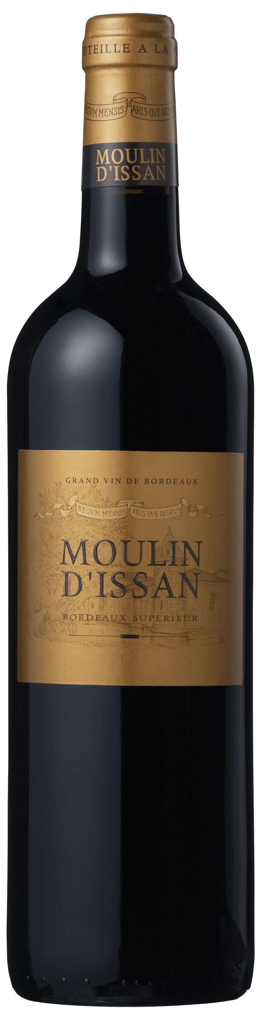 Moulin d'Issan Bordeaux Superieur 2015