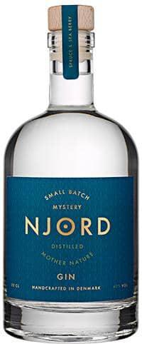 Njord Gin Distilled Mother Nature 50.cl 40 %
