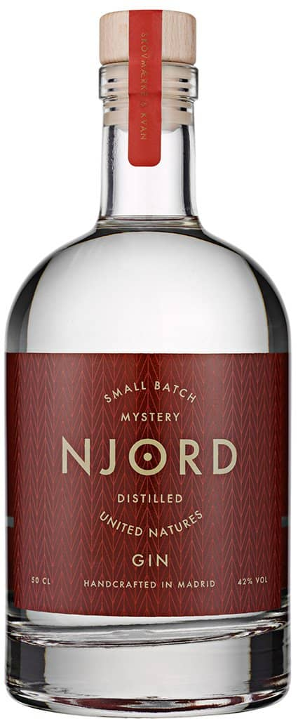 Njord Gin United Natures 50.cl 42%