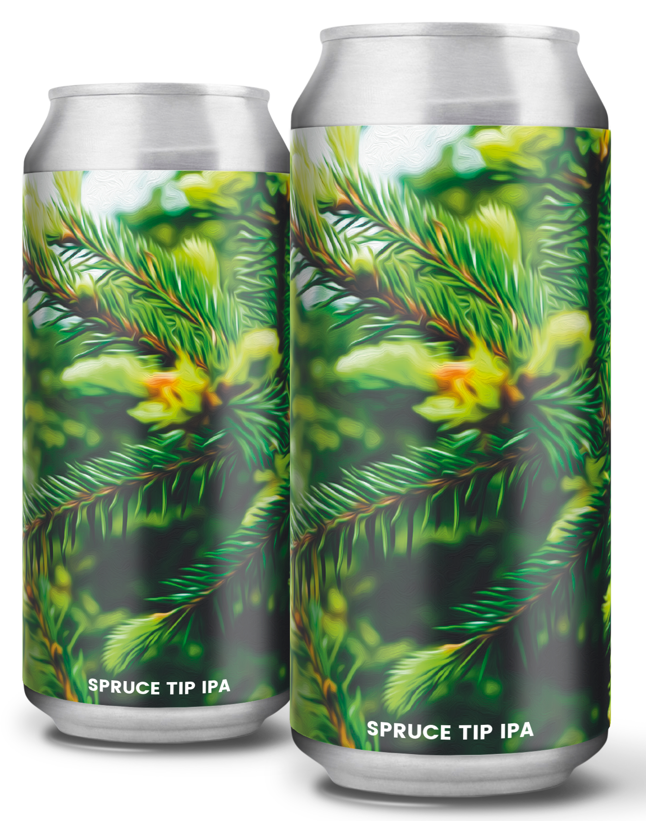 Now Is The Time (Spruce Tip IPA) -Alefarm
