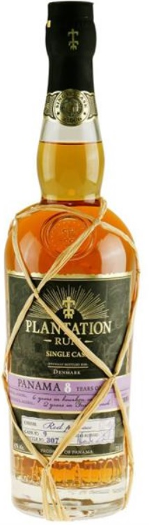 Plantation Rum - Panama 8 Years Old 42,8% 70 cl