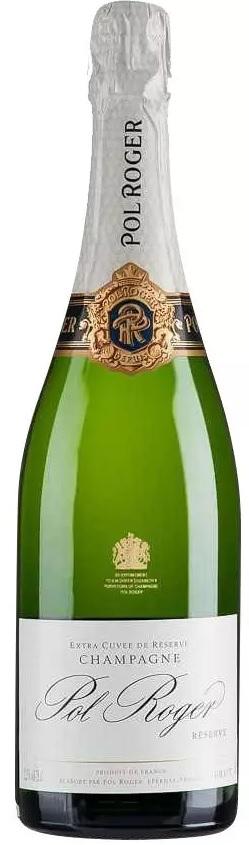 Pol Roger Reserve Champagne dobbelt MAGNUM 3 liter