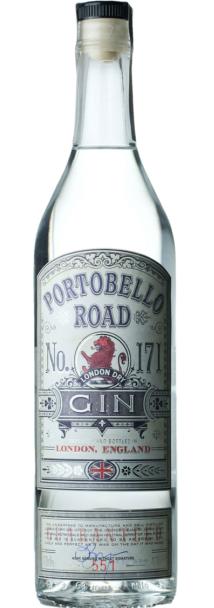 Portobello Road No. 171 Gin - 42%