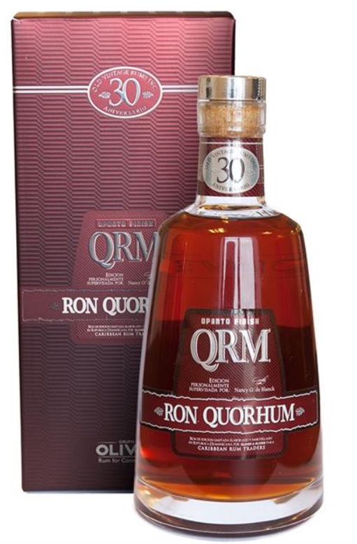 Ron Quorhum 30 år Oporto Finish