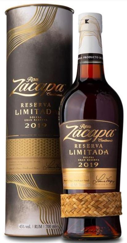Ron Zacapa Limitada 2019 45% - 70 cl.