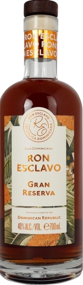 Ron Esclavo Gran Reserva Rom 40 % 70.cl