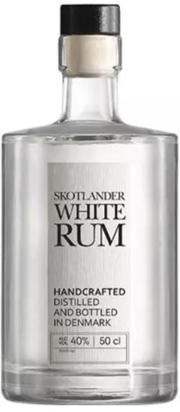 Skotlander White 40% 50 cl.