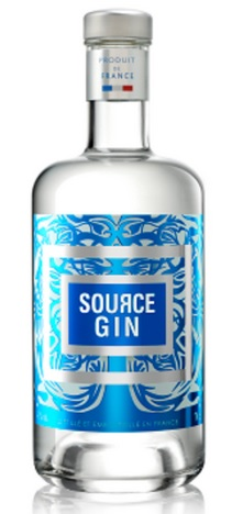 Source gin 43 % 70.cl