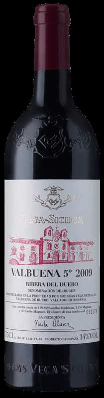 Vega Sicilia Valbuena 2015