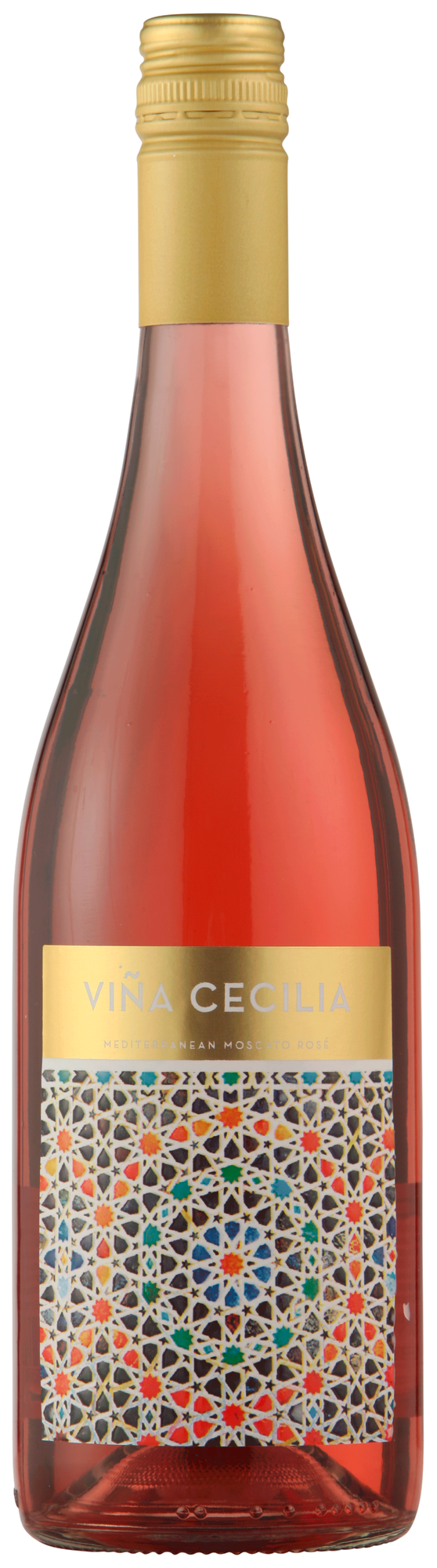 Viña Cecilia Moscato Rosé (sød) Frizzante