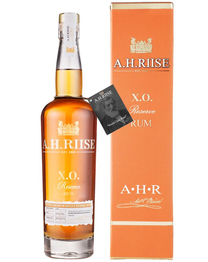 A.H. Riise X.O. 6-20 år Reserve rom fra Saint Thomas