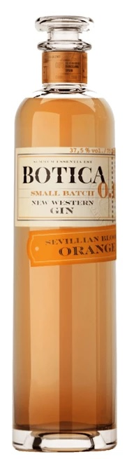 Botica Orange Gin 70cl 37,5%
