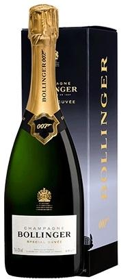 "Bollinger Special Cuvee ""James Bond 007"" Champagne"