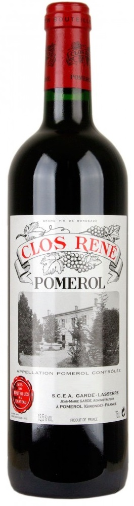 Clos Rene 2016 Pomerol