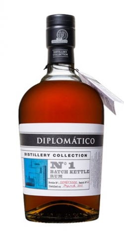 Diplomatico Distillery Collection No 1 Batch Kettle Rum 47% 70cl