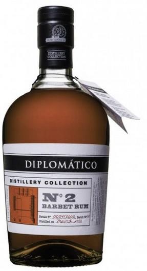 Diplomático Barbet - Distillery Collection No.2