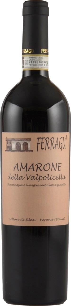 Ferragu Amarone della Valpolicella 2010 MAGNUM