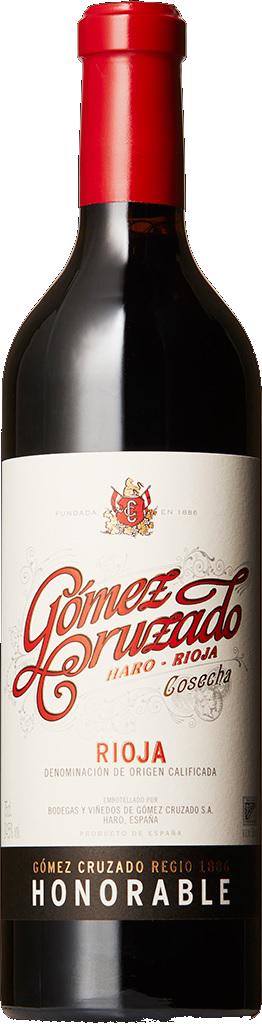 Rioja Honorable 2014 Gomez Cruzado