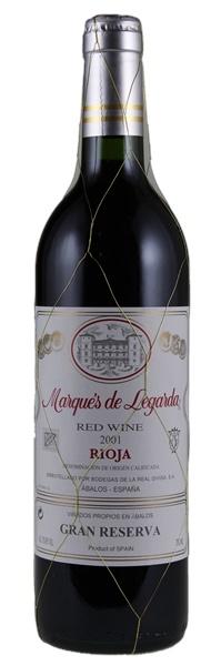 Marques de Legarda - Rioja Gran Reserva 2005