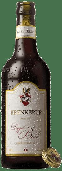 Krenkerup Doppel Bock 50,cl 8,3 %
