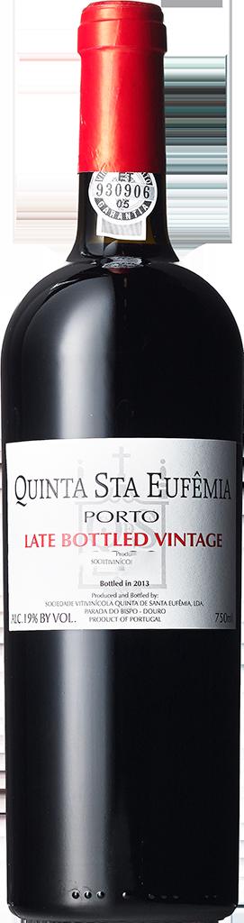 Quinta Santa Eufemia, LBV 2013