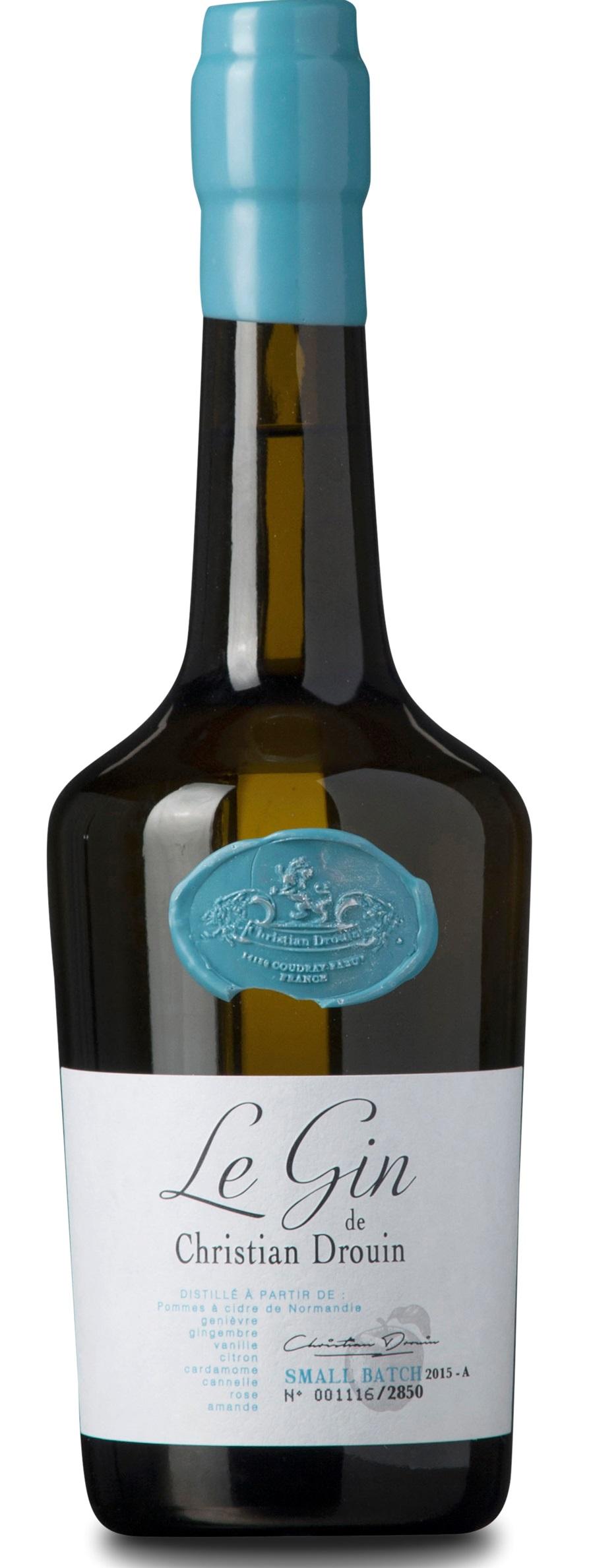 Le Gin de Christian Drouin 42% 70.cl