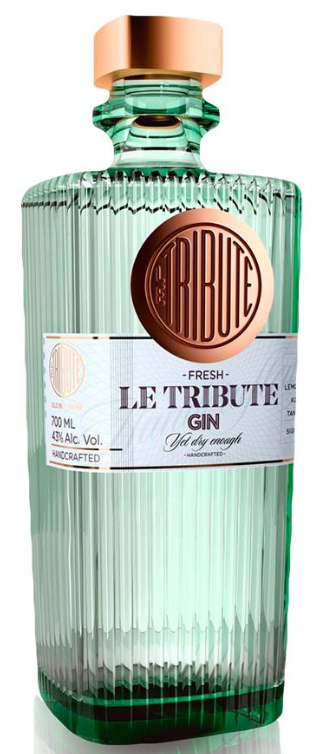 Le Tribute Gin Spain 70 cl 43%