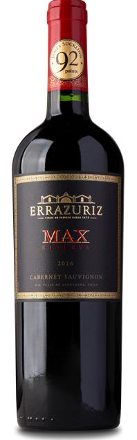 Max Reserva Cabernet Sauvignon 2015